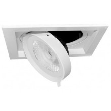 LAMP. SHOP95 LED REGIA INC. ORIENT. diam. 175 mm - 15W - 4000K - 1265Lm - Dimm. - IP20 - Color Box