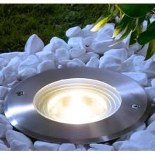 APPAR.INCASSO LED FUTURA ADV. diam. 85 mm FISSO - 8W - 4000K - 760Lm - IP20 - Color Box