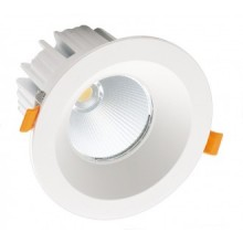 LAMP. SHOP95 LED FUTURA INC. FIS. diam. 138 mm - 30W - 4000K - 2530Lm - IP20 - Color Box