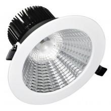 LAMP. SHOP95 LED FUTURA INC. FIS. diam. 200 mm - 28W - 3000K - 2320Lm - Dimm. - IP20 - Color Box