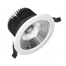 LAMP. SHOP95 LED FUTURA INC. FIS. diam. 153 mm - 50W - 3000K - 4340Lm - Dimm. - IP20 - Color Box