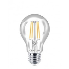 LAMP.FILAMENTO LED INCANTO GOCCIA - 4W - E27 - 4000K - 470Lm - IP20 - Color Box