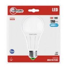 LAMP.CLASSICA LED ARIA PLUS GOCCIA - 18W - E27 - 6400K - 1700Lm - IP20 - Blister 1 pz.