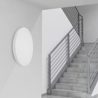 LAMP.CLASSICA LED ARIA PLUS GOCCIA - 24W - E27 - 4000K - 2300Lm - IP20 - Color Box
