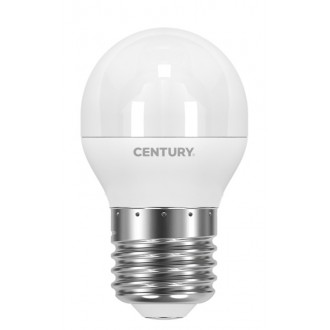 LAMP.CLASSICA LED ONDA SFERA - 6W - E27 - 6500K - 520Lm - IP20 - Color Box