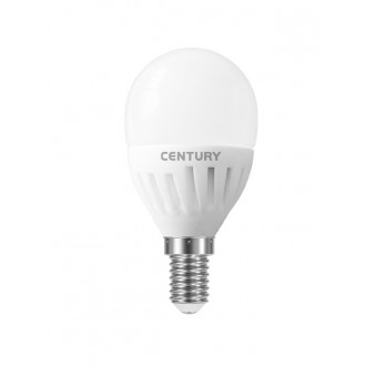 LAMP.CLASSICA LED ONDA SFERA - 8W - E14 - 4000K - 830Lm - IP20 - Color Box