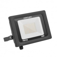 PROIETTORE LED PORTEO - 50W - 4000K - 4000Lm - IP65 - Color Box