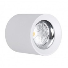 LAMP. SOFFITTO LED RONDO' BIANCO - 15W - 4000K - 1350Lm - IP20 - Color Box