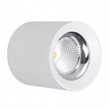 LAMP. SOFFITTO LED RONDO' BIANCO - 35W - 4000K - 3675Lm - IP20 - Color Box