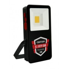 PROIETTORE LED SAFETY CAR - 10W - 4000K - 600Lm - IP44 - Color Box