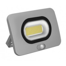 PROIETTORE LED SHUTTLE SLIM SENSOR - 10W - 4000K - 720Lm - IP65 - Color Box