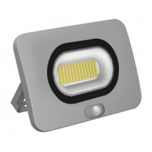 PROIETTORE LED SHUTTLE SLIM SENSOR - 30W - 4000K - 2240Lm - IP65 - Color Box