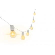SOSP.INTERNO LED COLORFULL ARANCIONE - 10W - 3000K - 850Lm - IP65 - Color Box