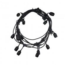 SOSP.INTERNO LED COLORFULL BIANCO - 20W - 3000K - 1600Lm - IP65 - Color Box